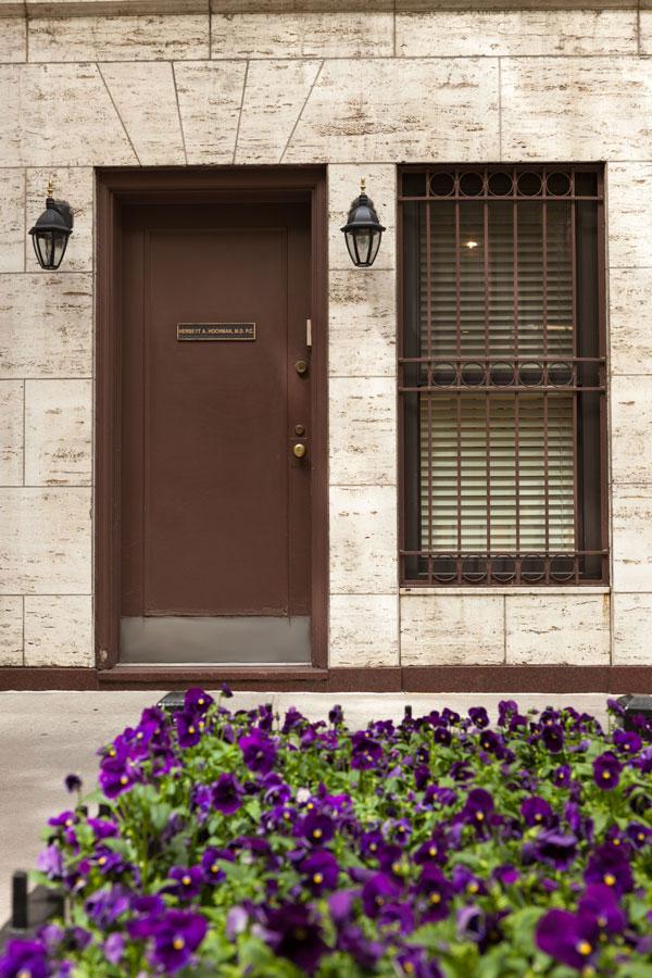 Image of Exterior Door for Herbert Hochman, MD Office
